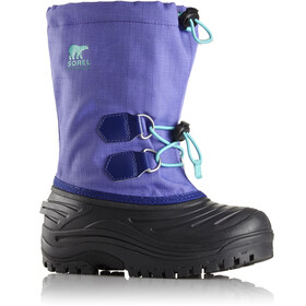 Sorel Super Trooper Bottes Enfant, purple arrow/reef